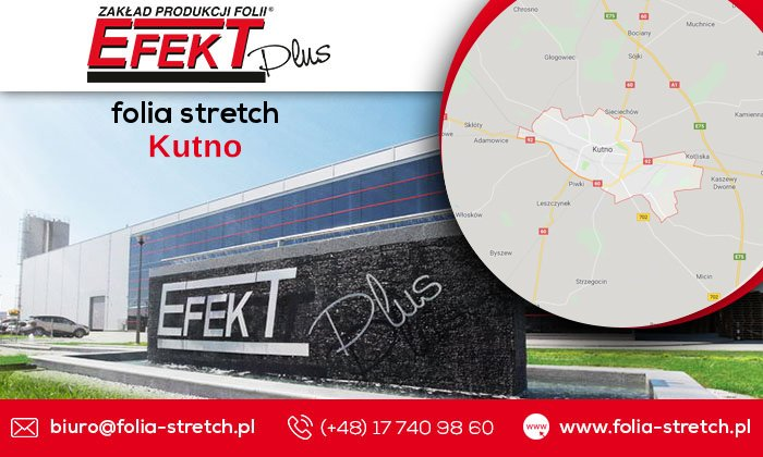 folia stretch kutno